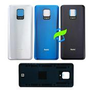 Tampa Traseira Redmi Note 9 Pro 9s Carcaça Original Xiaomi