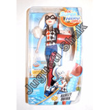 Harley Quinn Dc Super Hero Girls Nueva! Varios Modelos