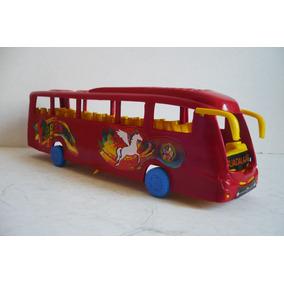 Autobus Scania Irizar - Camioncito De Juguete - Bus Escala