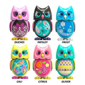 Buhos Interactivos Digiowls Individuales 55 Canciones