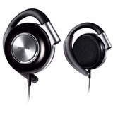 Auriculares Philips Ajustables Color Negro Entrega Inmediata