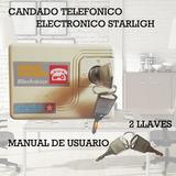 Candado Telefonico Electrónico Startliht
