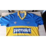 Camiseta De Boca Juniors adidas Parmalat 1992