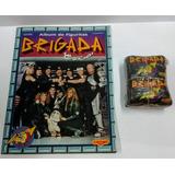 Album De Figuritas Brigada Cola 2 Mas 50 Sobres Sin Abrir