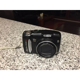Camara Fotografica Canon Powershot Sx120 Is Impecable