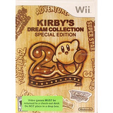Videojuego Wii Kirby S Dream Collection Special Edition