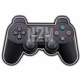 Joystick Ps3 / Ps2 / Pc Bluetooth Inalámbrico Juegos N2m