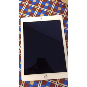 Ipad Air 2 Prata 16gb Wi-fi 4g Com Smart Case Original Apple
