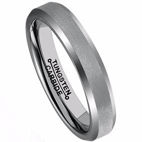 Anillo Mnh Men Rings 4mm Tungsten Carbide Women Wedding