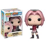 Funko Pop Anime: Naruto Shippuden Sakura Toy Figure
