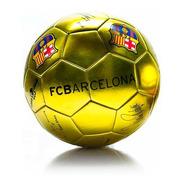 Pelota Barcelona Nro 5 Futbol Licencia Oficial Sorma