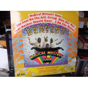 Laserdisc Beatles - Magical Mystery Tour - Importado