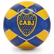 Pelota Futbol Boca Jr Xeneize Nº5 Drb Licencia Oficial