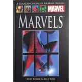 Coleção Graphic Novel Marvel Salvat - 13 - Marvels
