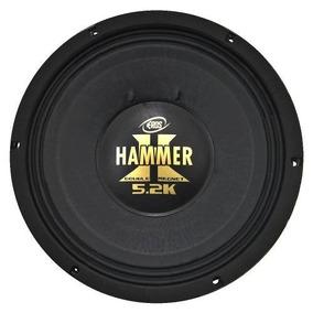 Woofer 12 Eros E-12 Hammer 5.2k - 2600 Wrms - 4 Ohms