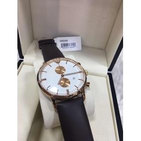 3284ae98061 Maravilhoso Cinto Social Armani Exchange - Joias e Relógios no ...