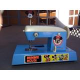 Disney Minnie Mouse Máquina De Coser Unica En Mercado Libre.