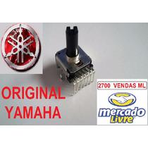 Potenciômetro Teclado Yamaha Psr-2100 Volume Master Rotativo