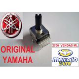 Potenciômetro Teclado Yamaha Psr- B20 Volume Master Rotativo