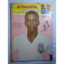 Revista A Gazeta Esportiva Ilustrada Garrincha N°211 1962