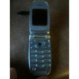 Celular Sony Ericsson Z300a Claro 2g Con Cargador Funciona