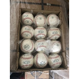 Pelota Aztlan Jr 50 Beisbol Infantil Dura #50 Caja Docena