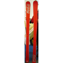 Esqui Ski Propaganda Coca Cola - Para Coleccion