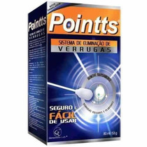 Pointts Antiverrugas Importado 100% Original