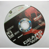 Juego Gears Of War 1 Usado Para Xbox 360 Blakhelmet C