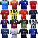 Camisa Camiseta Masculina Futebol Sport Times Nacionais