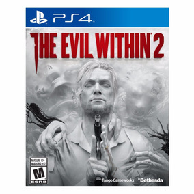 The Evil Within 2 Ps4 Nuevo Y Sellado