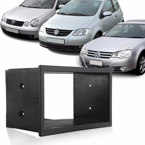 Moldura Painel Dvd 2din Polo Fox Golf 05 A 08 09 10 11 12 13