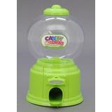 02 Baleiro Cofre Candy Machine 14cm P/brinde Festa Decor