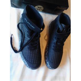 Botines Jump Color Negro No 43