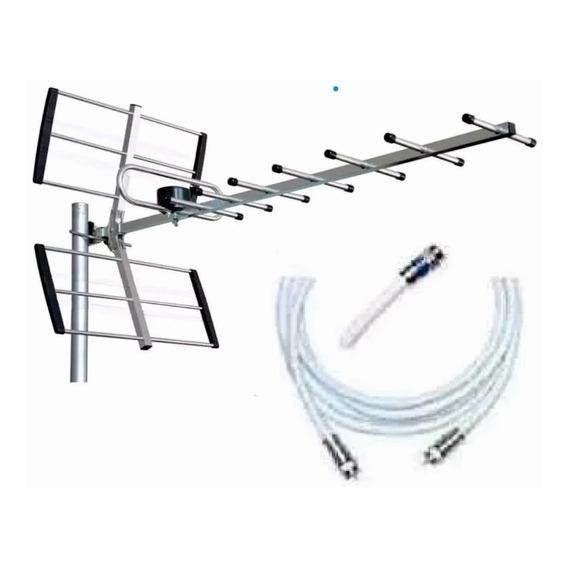 Antena Tda Hd Digital + Cable