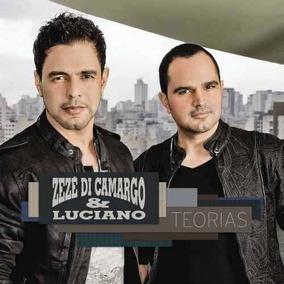 Cd Zezé Di Camargo E Luciano - Teorias (original E Lacrado)