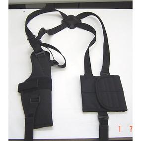 Sobaquera Para Pistolas Revolver Policia Airsoft Civil