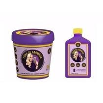 Lola Shampoo E Mascara Loira De Farmácia (230g+1x250ml)