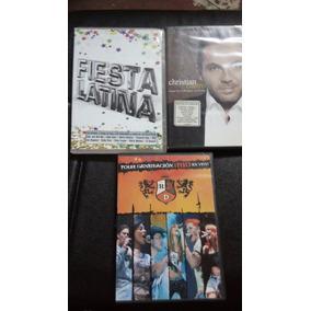 Dvd Video Musica Originales En Caja!!!