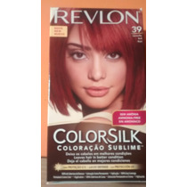 Tintas Revlon Sem Amônia Vermelho Red 39