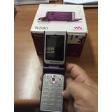 Aparelho Celular Sony Ericsson W380
