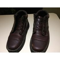 Zapatos De Cuero Número 39 Industria Chilena Usados