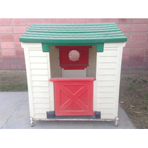 Casita Little Tikes Torreon/laguna