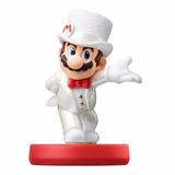 Figura Amiibo Mario Wedding Outfit Coleccionable Nintendo