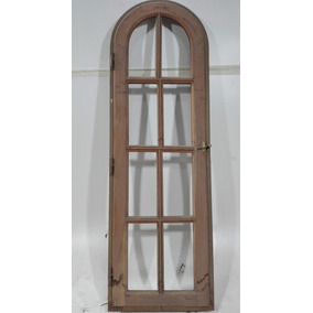 Ventana medio punto aluminio aberturas ventanas en for Ventanales de aluminio zona sur