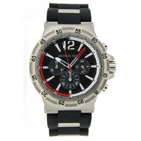 Reloj De Hombre Cronógrafo De Melbourne Color Negro