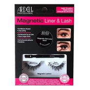 Pestaña Ardell Magnetic Liner & Lash Magnetica Demi Wispies