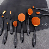 Makeup Cushion Brushes (set De Brochas) Marifer + Cangurera