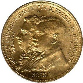 1922, 100 Anos Da Independência $ Mil-réis