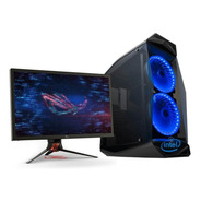 Pc Gamer Diseño Intel I5 9400f  Rx 570 Gb Ram 16gb Disco 1tb